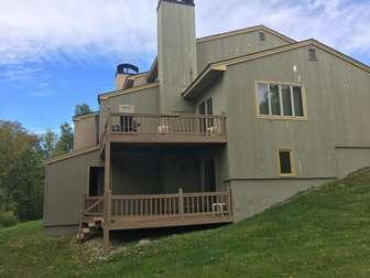 Two decks for enjoying the Vermont air thumb