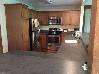 remodeled kitchen thumb