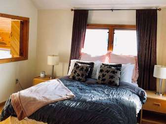 bedroom 3, with queen bed thumb