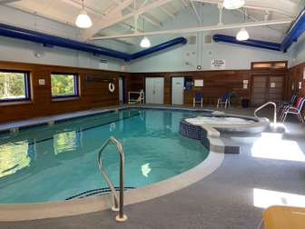 Pool and Hot Tub in Sugarhouse Amenity Center thumb
