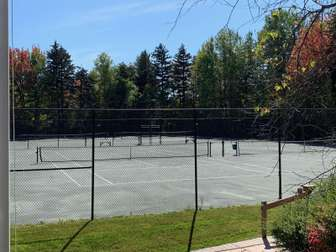 4 clay tennis courts at Sugarhouse Amenity Center thumb