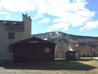 Moover Shuttle stop at Snow Mountain Village thumb