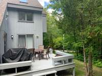 Deck off dining room and living room thumb