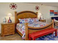 Nautical Master suite with King Bed thumb