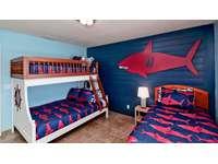Sharkey's Room sleeps 3-4 kids thumb