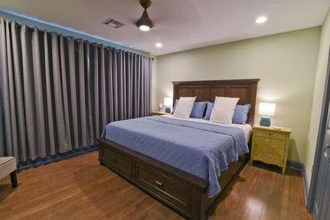 Creole Urban Room at Crescent Moon Villas