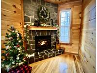 Holiday Cheer and a Cozy Fireplace thumb