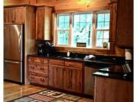 Keurig and Coffee Maker, as well as everything you will need to Cook and Enjoy your meals without ever leaving the Cabin thumb