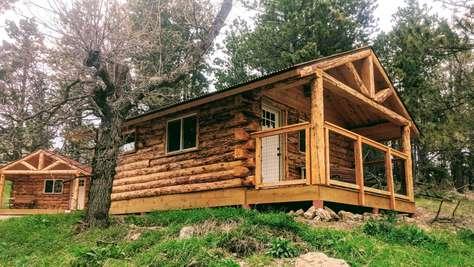 Cabin 1 - Dakota Sunrise