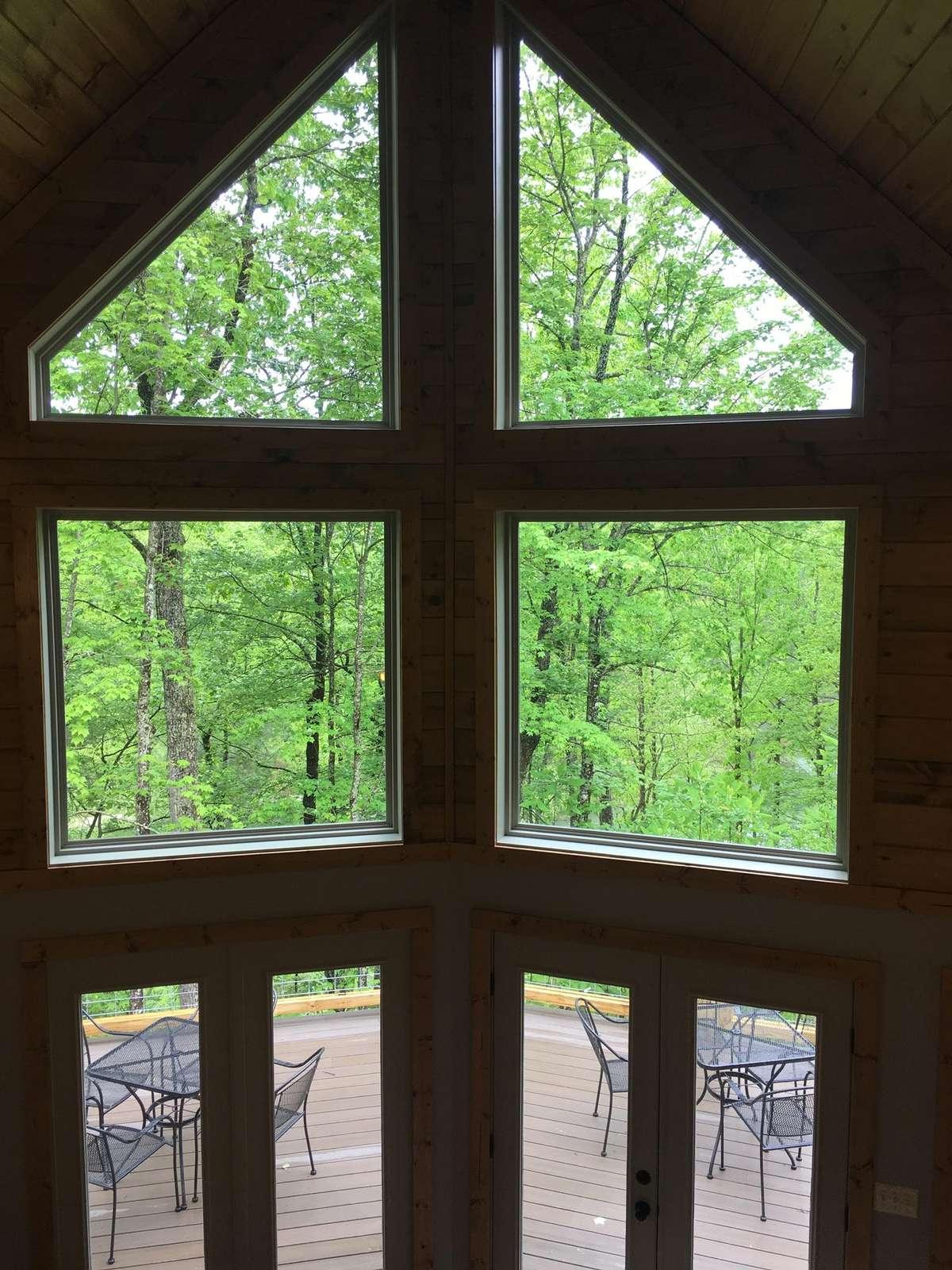 Kentucky Straight Wilderness_ View from Second Floor