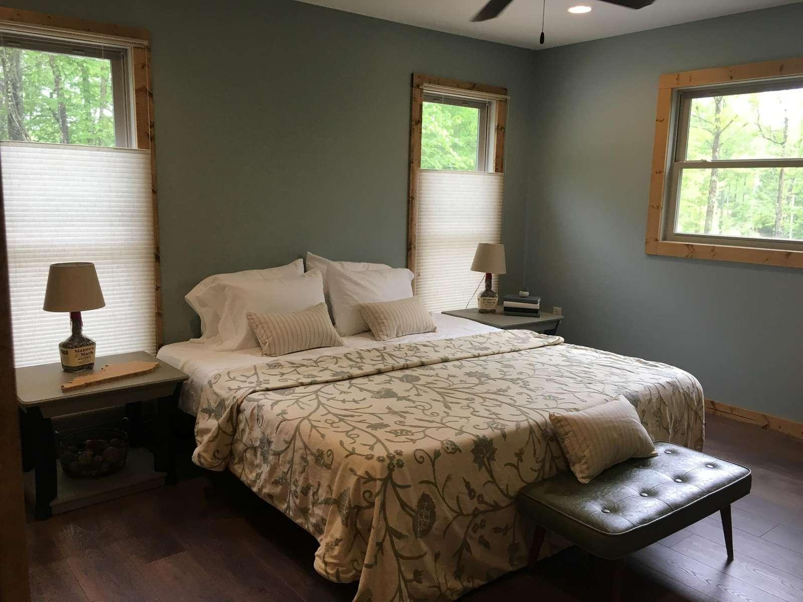 Kentucky Straight Wilderness_ First Floor Master Bedroom