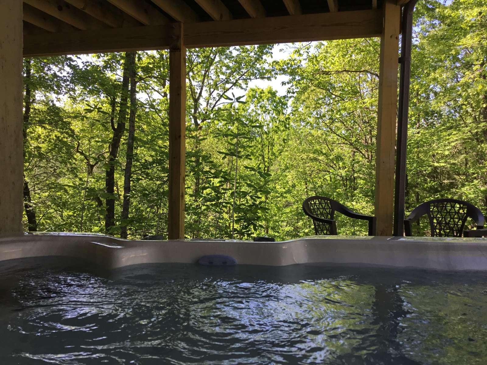 Kentucky Straight Wilderness_Hot Tub