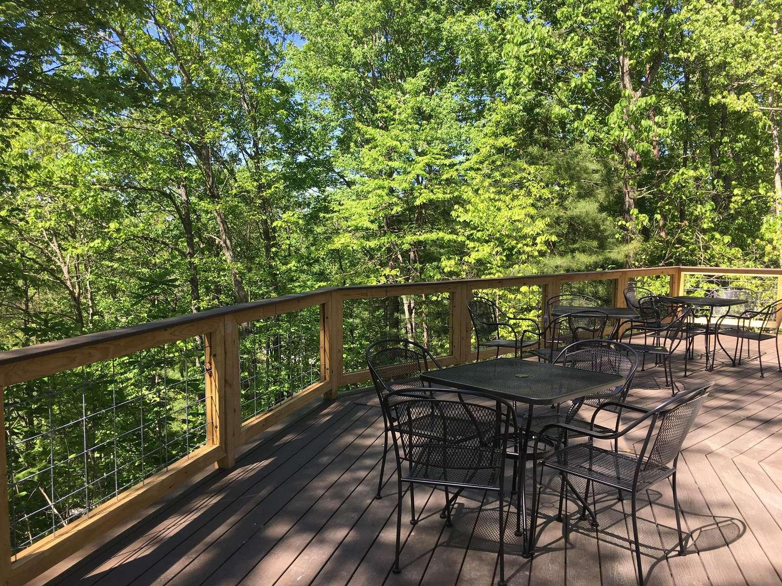 Kentucky Straight Wilderness_Deck
