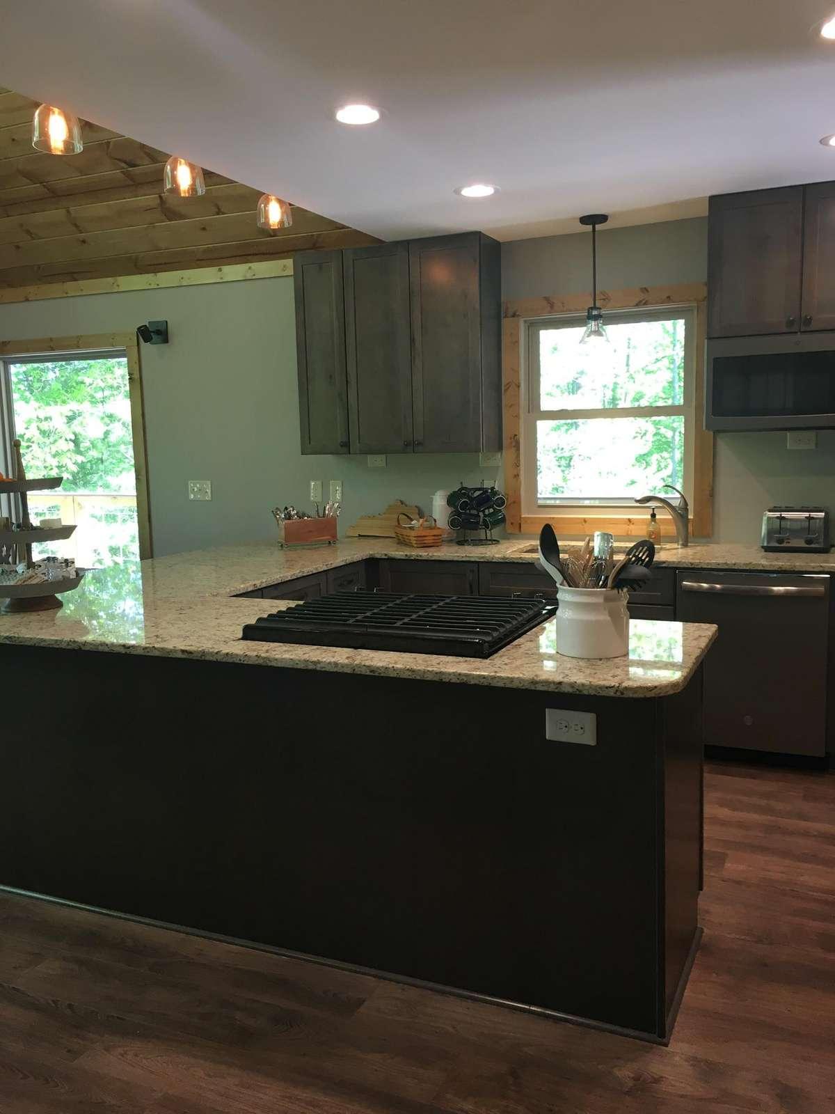 Kentucky Straight Wilderness_ Kitchen
