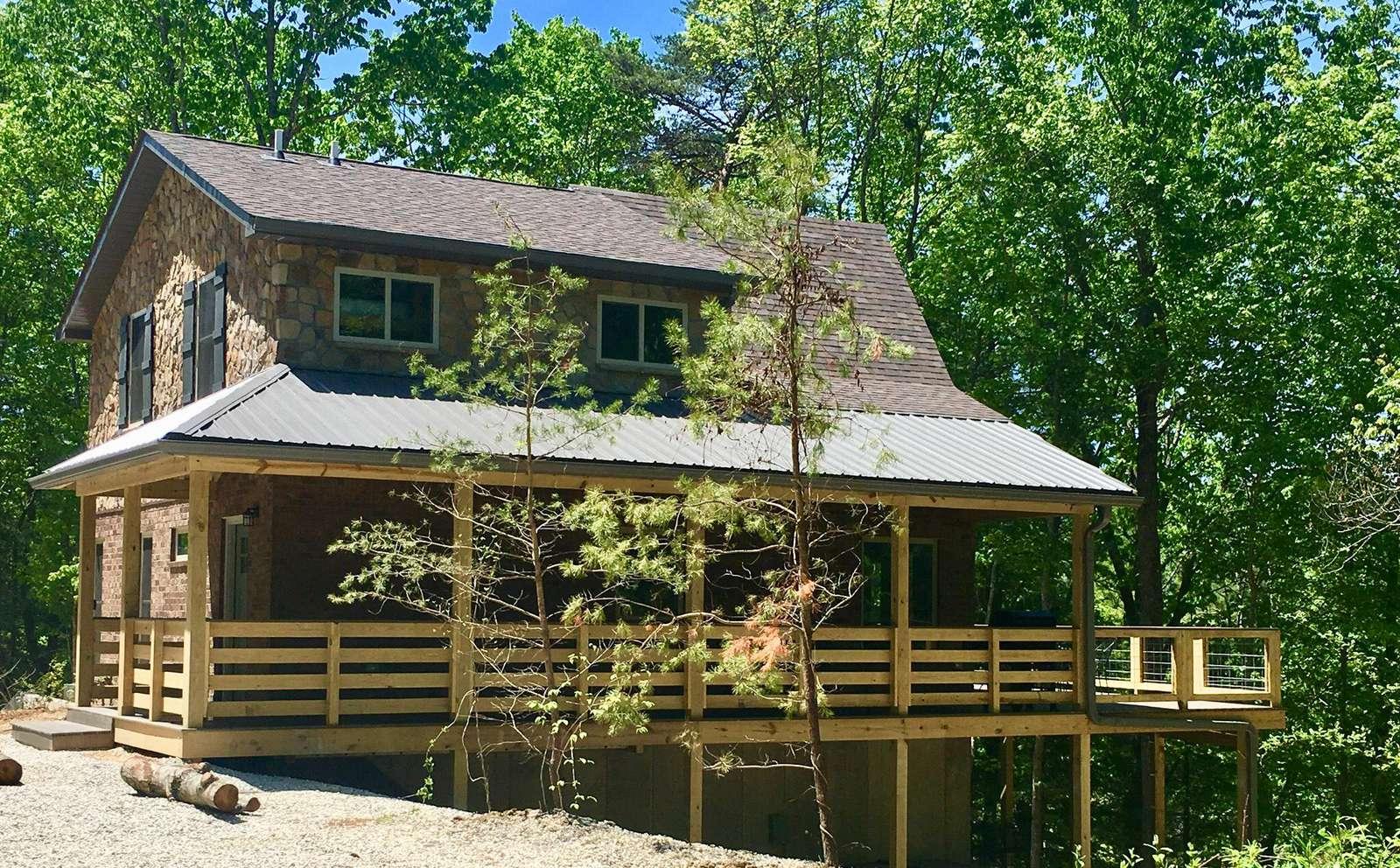 Kentucky Straight Wilderness Cabin