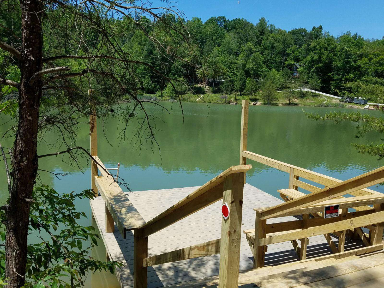 Kentucky Straight Wilderness_Private Dock