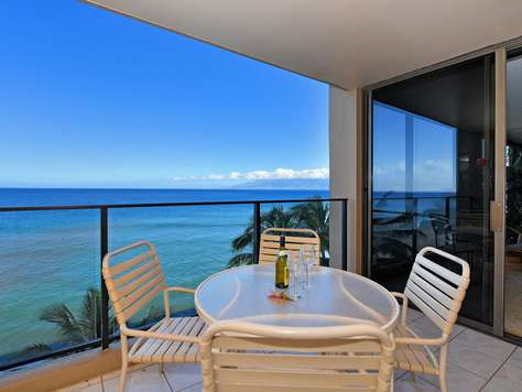 Mahana Oceanfront Resort #814