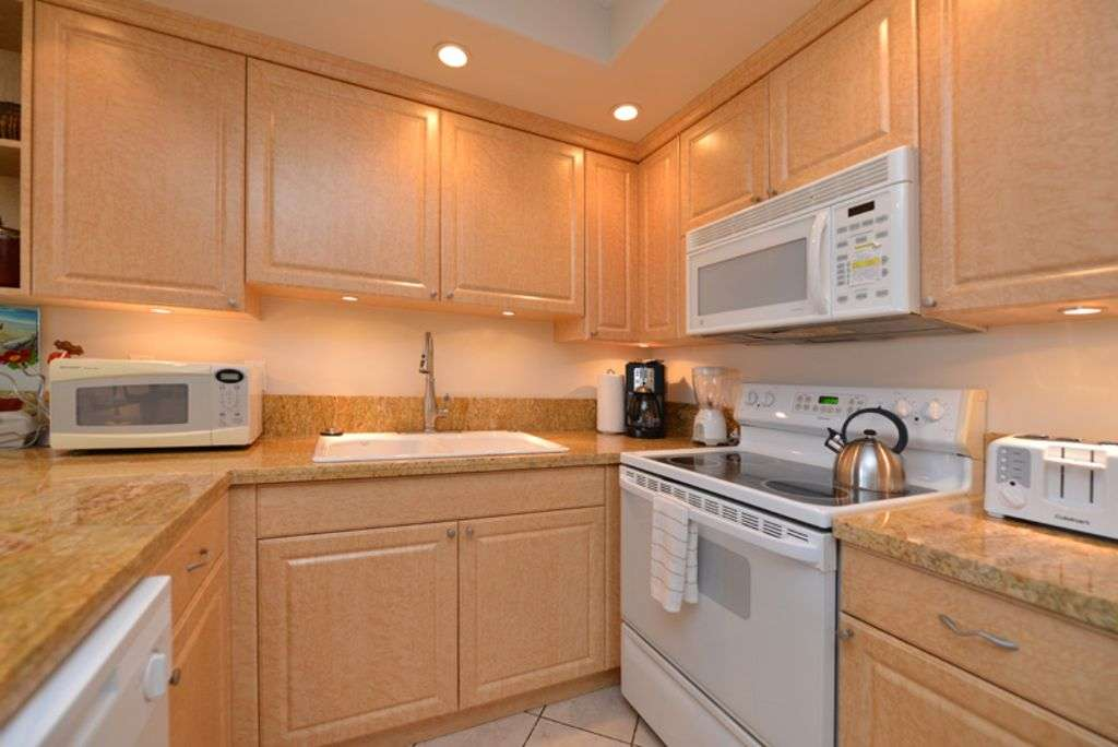 New Microwave and Dishwasher