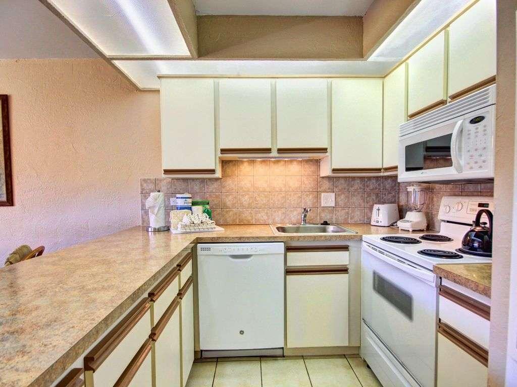 Kitchen with Full Size Dishwasher