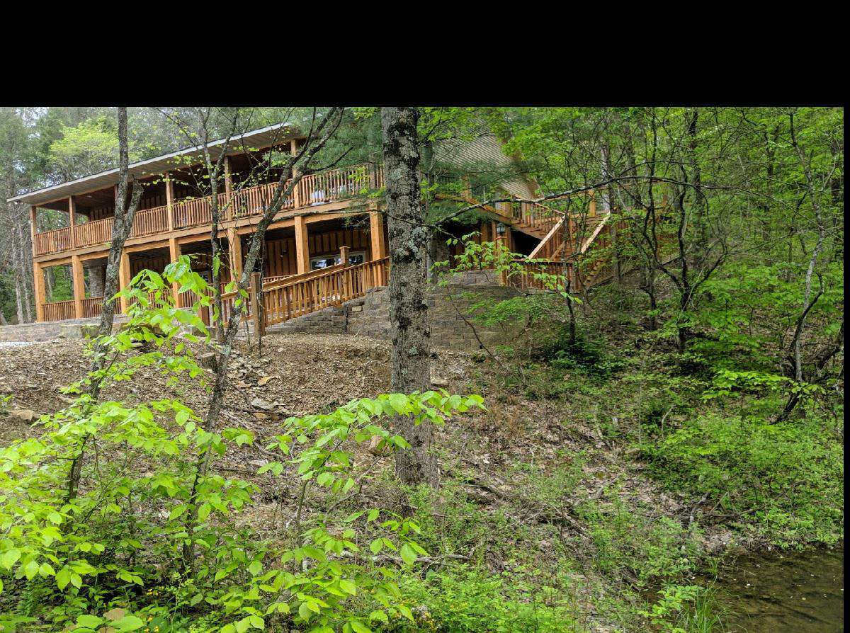 Our Brown County Shack - property