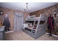 Bedroom #4 1 Bunk bed (sleeps 4) thumb