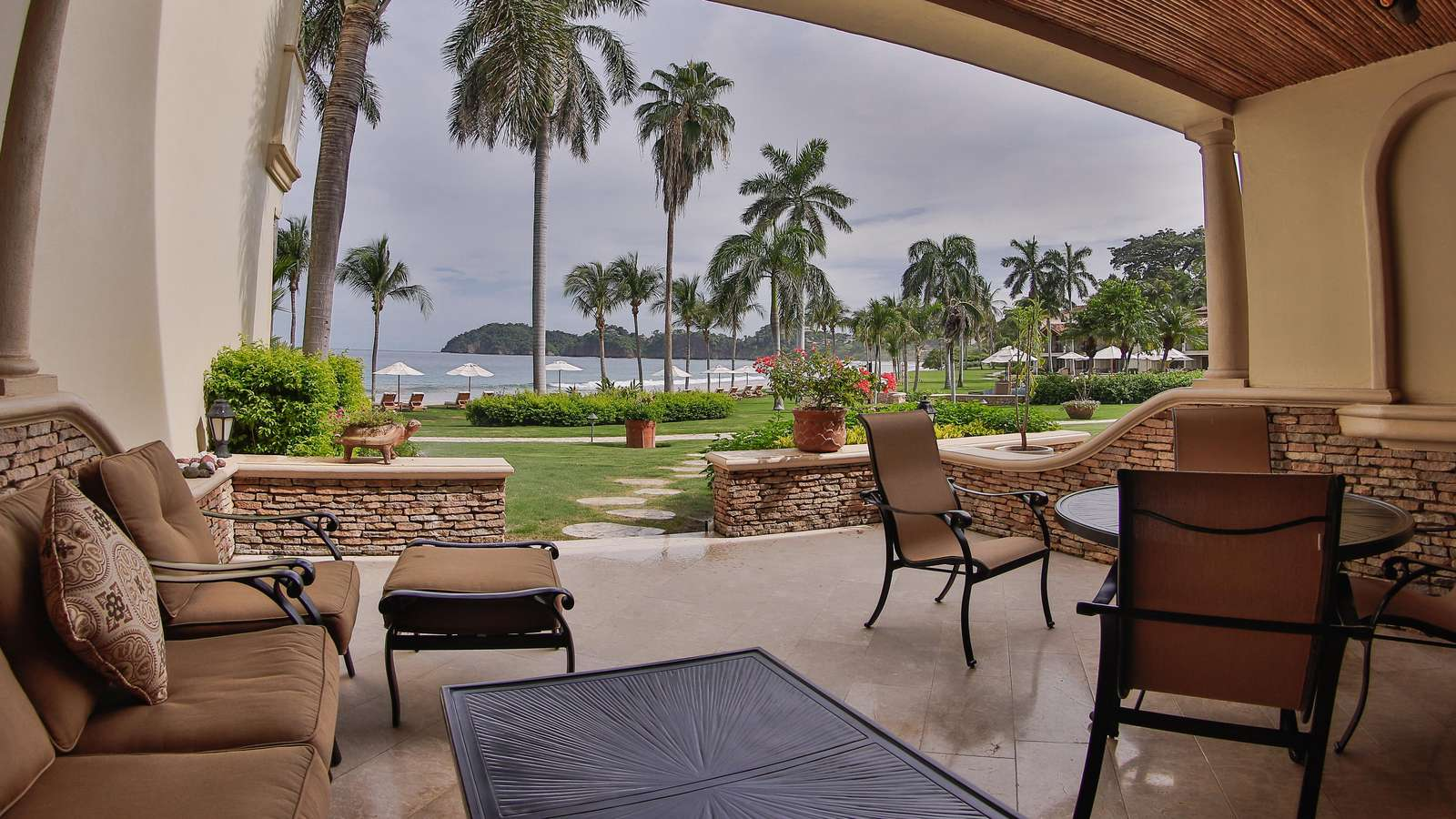 The Palms #3, a Luxury Oceanfront town home