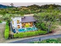 Casa Moderna, aerial view thumb