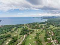 Aerial view of Reserva conchal 2,300 acre golf and resort community thumb
