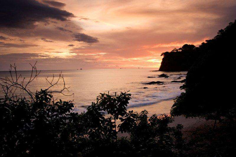 Amazing sunsets and beautiful area beaches
