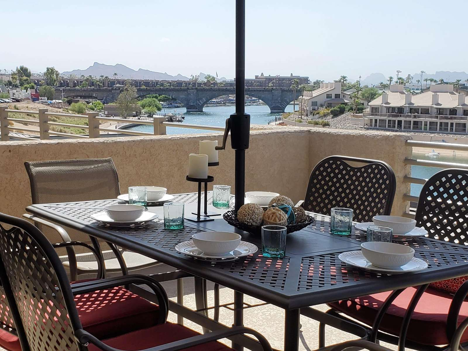 Dining by The Bridge - property