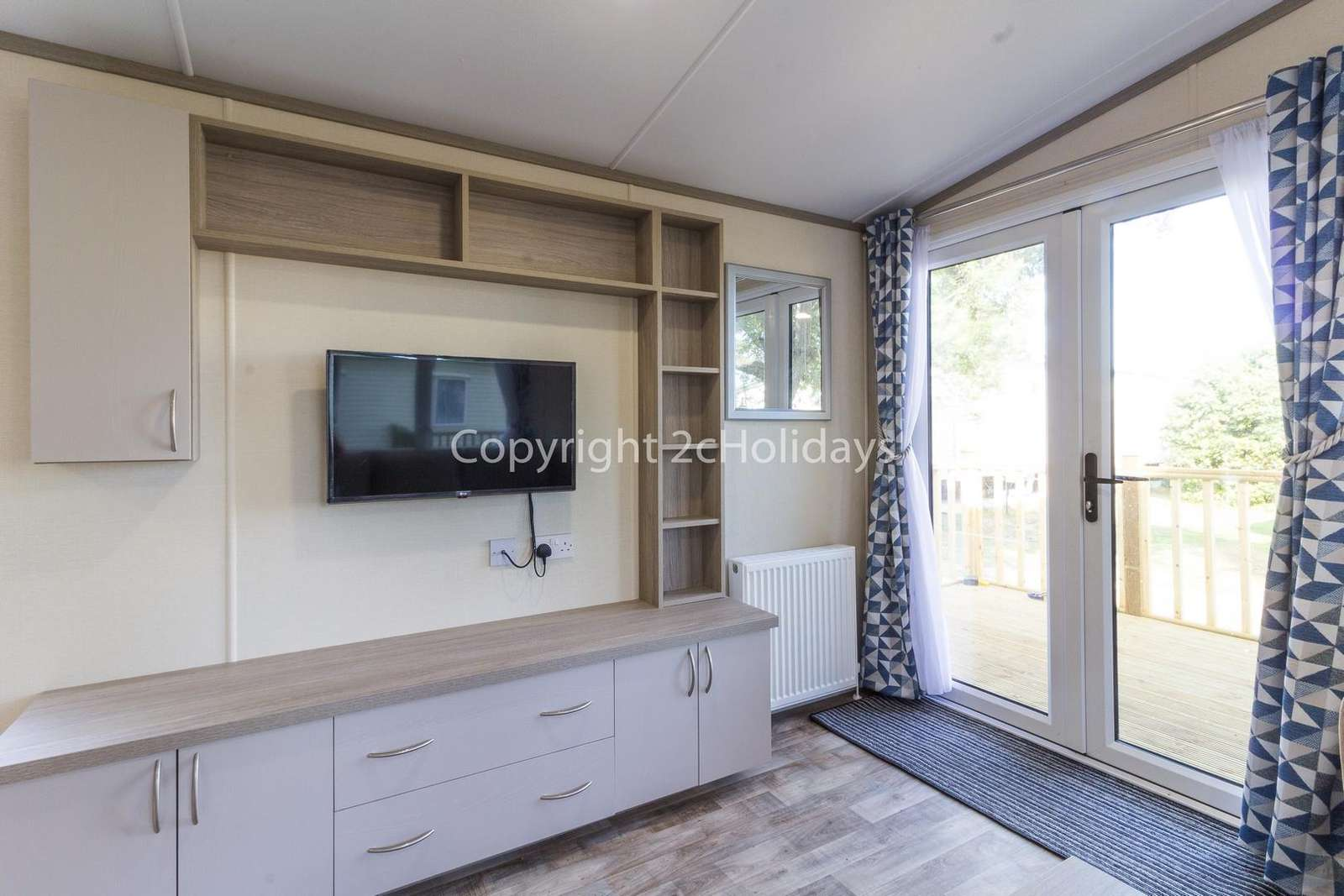 The ideal place to relax with your family in this cosy living area with a TV