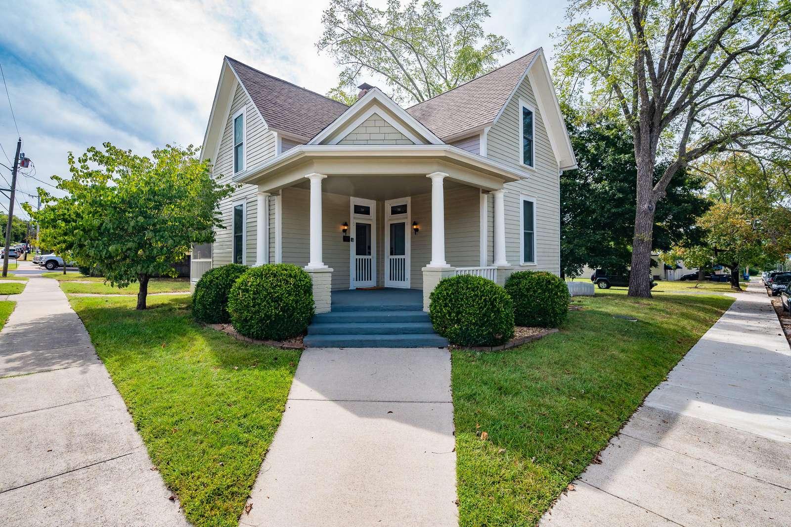 Ozark Magnolia - property