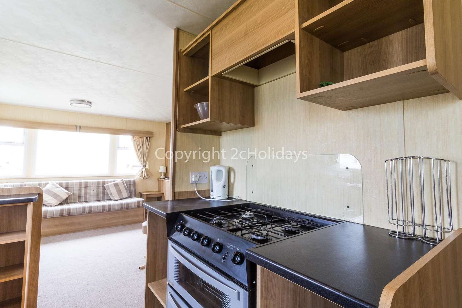 Full size cook for your self-catering holiday!