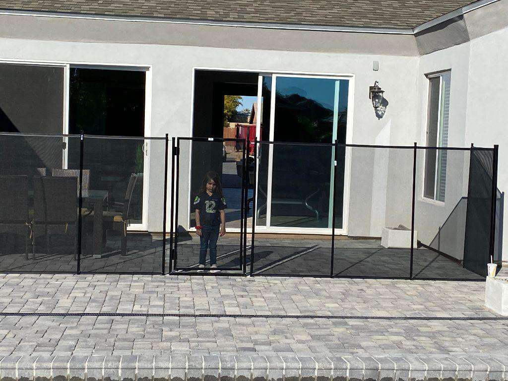 Option Pool Fence, Available For An Extra $300