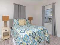 The first and downstairs bedroom is great for elderly! thumb
