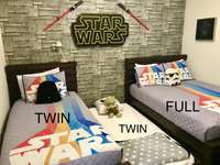 1st floor (1 full size & 2 twins) no carpet thumb