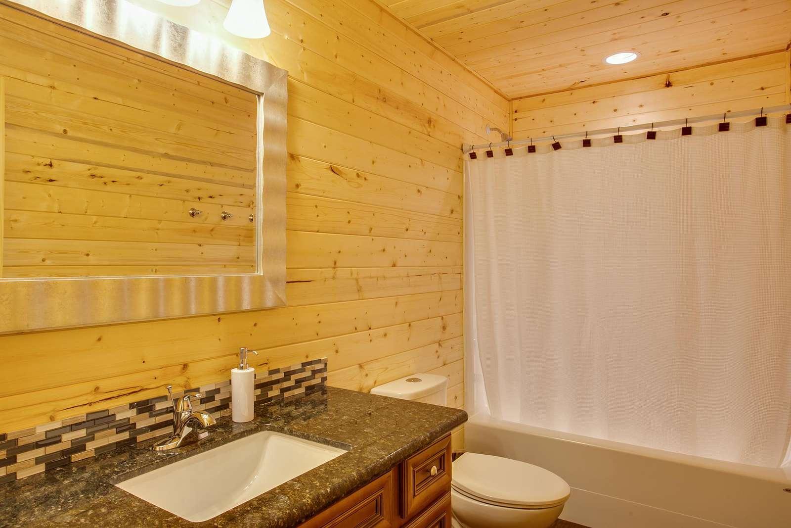 Bathroom 2: Main Floor