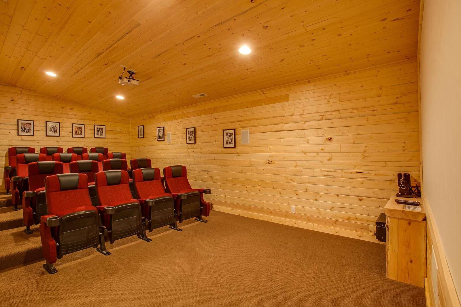 16 Person Theater