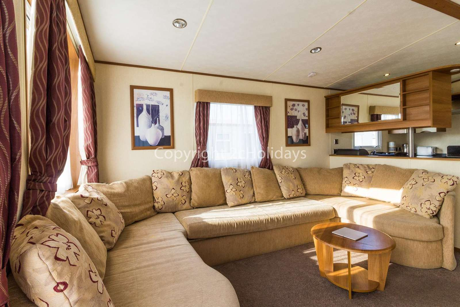 Cosy lounge, ideal for families!