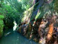 Purrington Creek swimming hole thumb