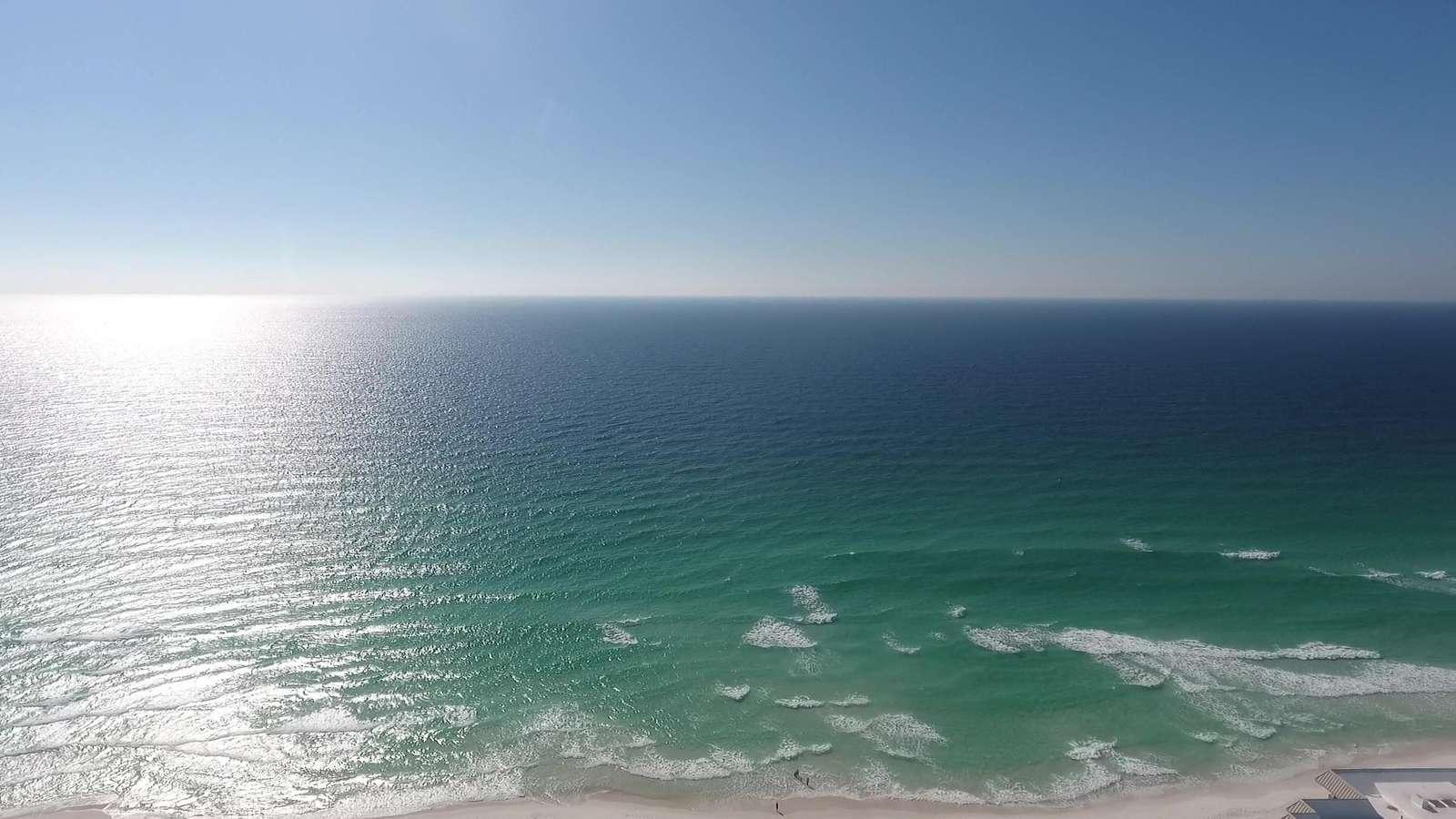 The Emerald Coast!