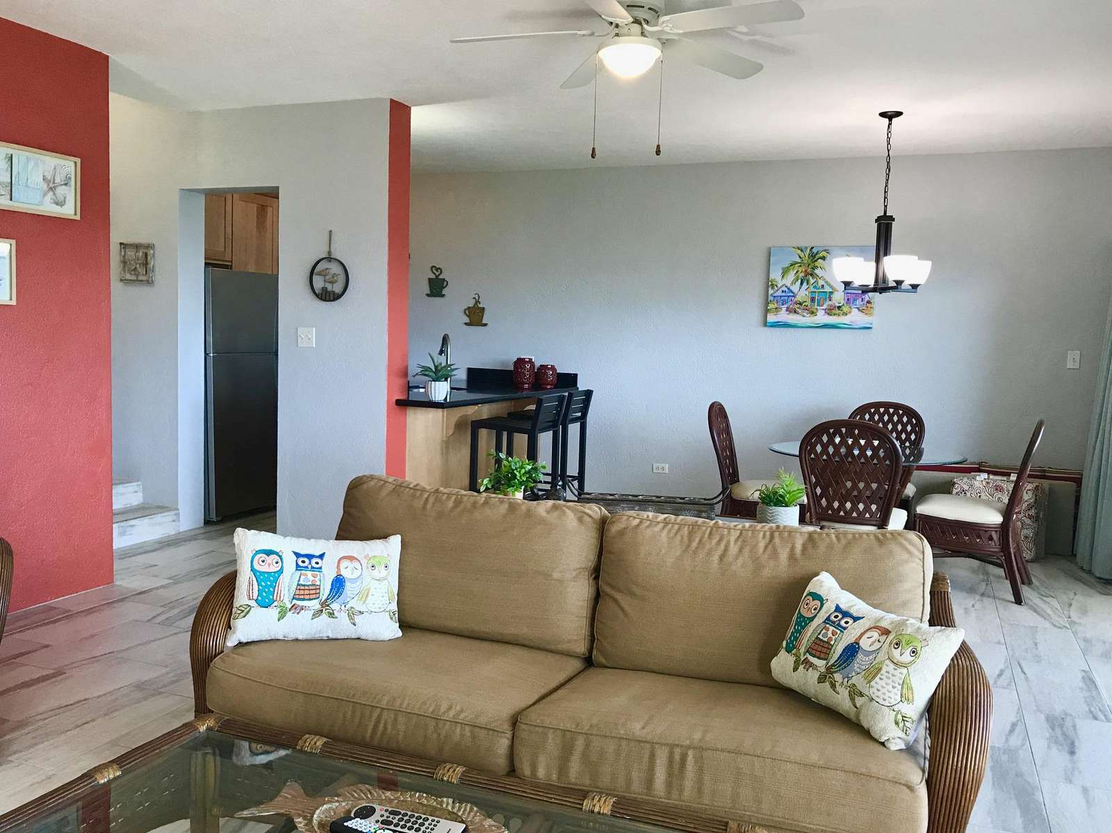 Living To Dining Area