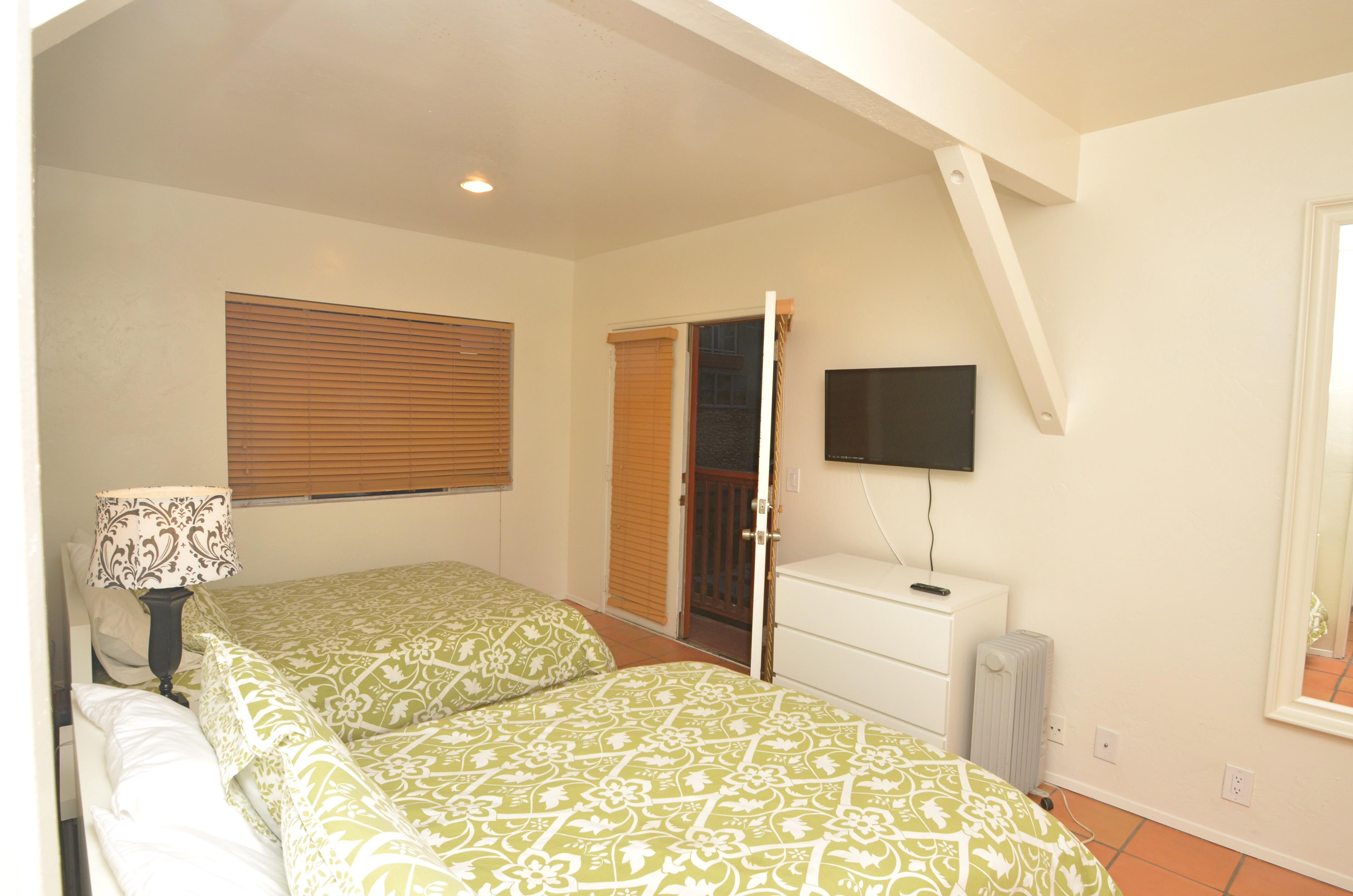 Front Bedroom upstairs