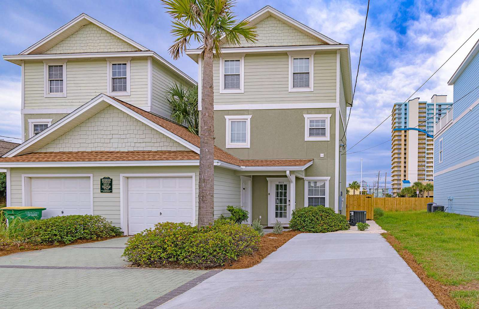 Welcome to this LOVELY home on the east end of PCB!