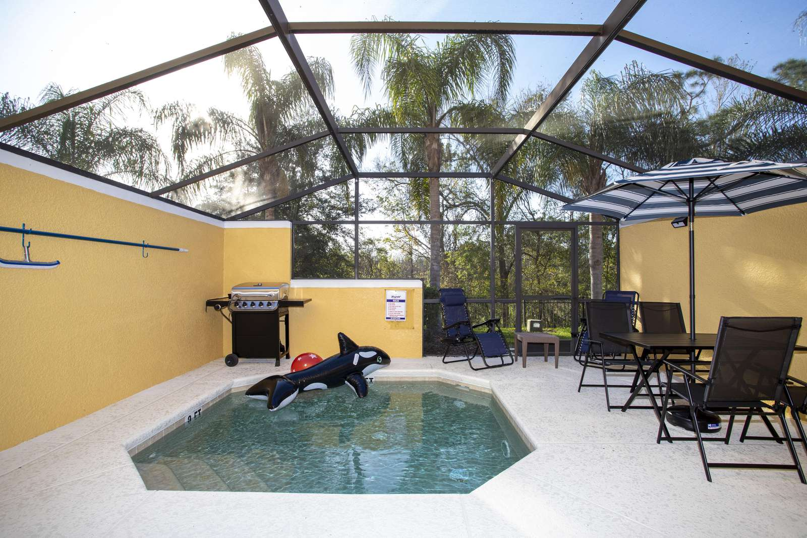 Private Pool /BBQ GRILL rental - property