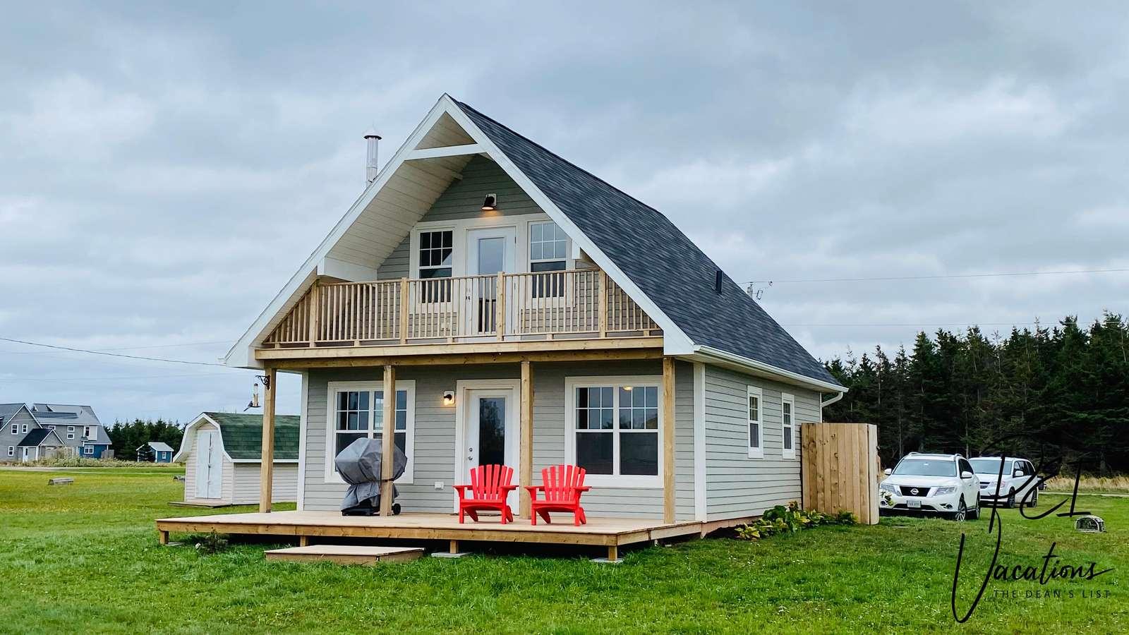 Five Dunes Beach Cottage - property
