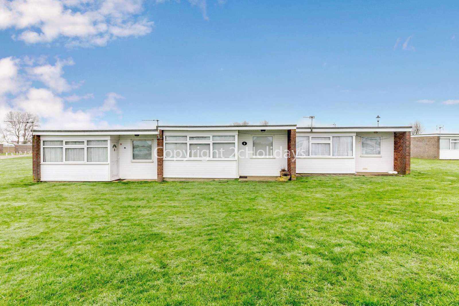 Lovely chalet, close to Thrigby Hall Wildlife Gardens! - property