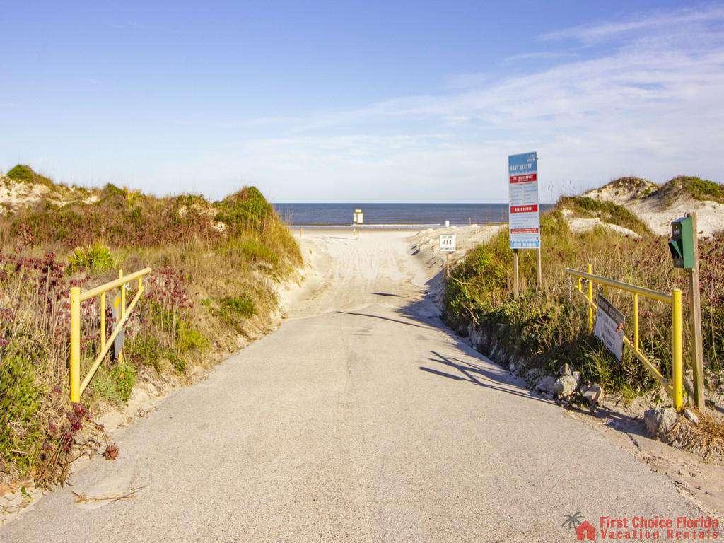 Sandy Toes Beach Access