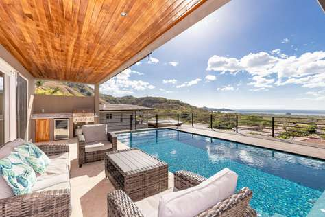 Dos Rios #42- Brand new 3 BR Ocean View home at Mar Vista