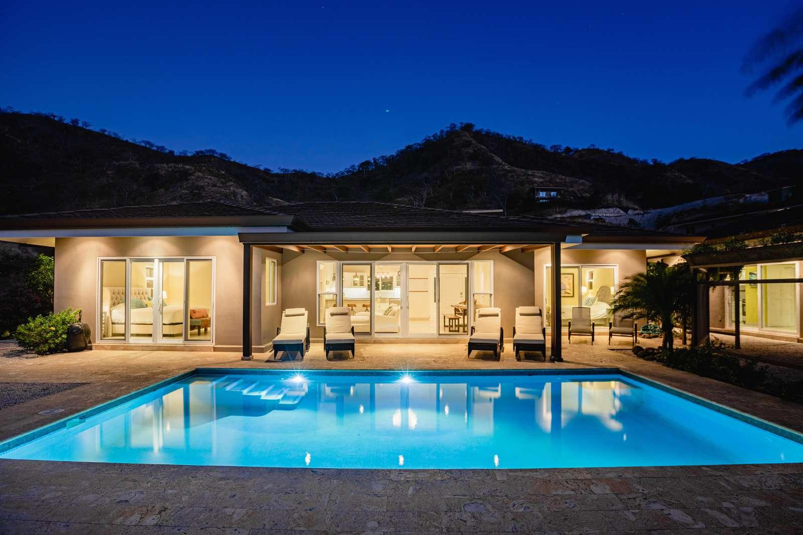 Dos Rios 43, a 4 Bedroom ocean view home at Mar Vista